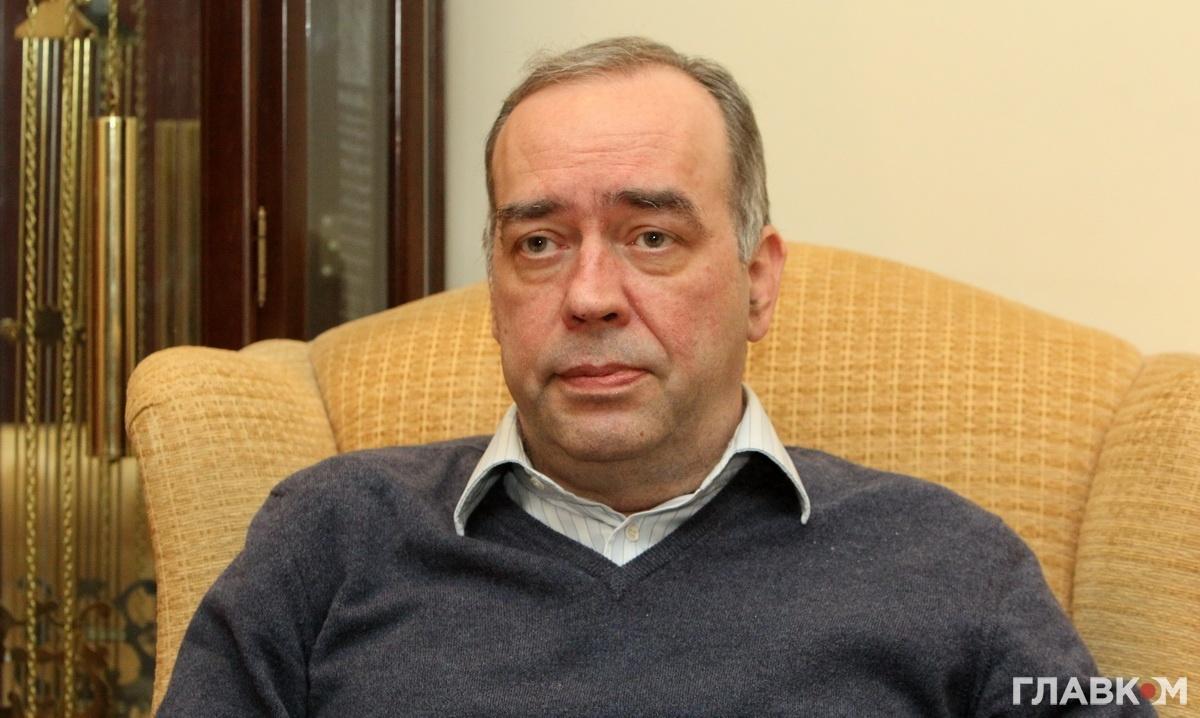 Гендиректор «Інтерфакс-Україна» Олександр Мартиненко