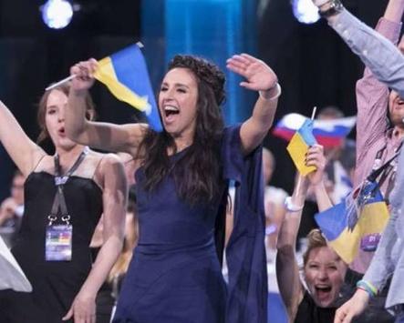 «Евровидение-2016»: Джамала получила награду за лучшую строчку в песне