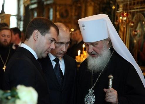 Що витворяють російська церква і ФСБ напередодні Вселенського Собору