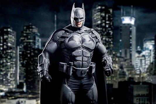 Костюм Бэтмена с23 гаджетами— Это рекорд