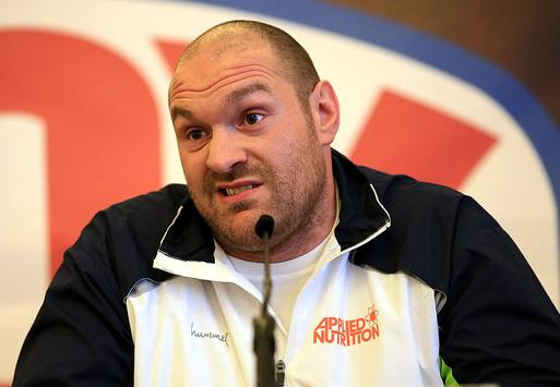 WBO пригрозило Ф'юрі позбавленням пояса зачергову відмову від бою зКличком