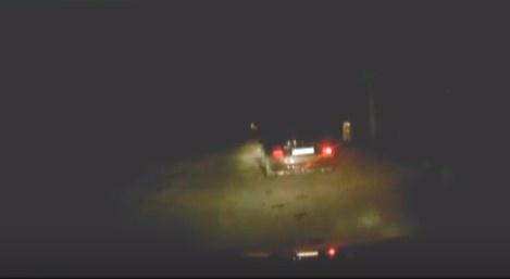На Закарпатті банда намагалась пограбувати весільний кортеж ( Відео )