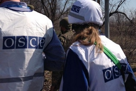 Місія ОБСЄ повідомила про перешкоди уроботі вБогданівці таЩасті
