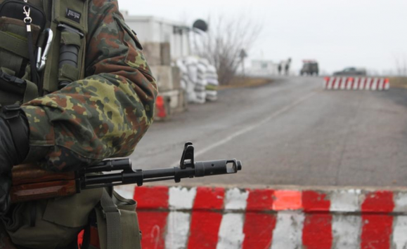 Бойовики почали обстріли після розведення озброєння взоні АТО