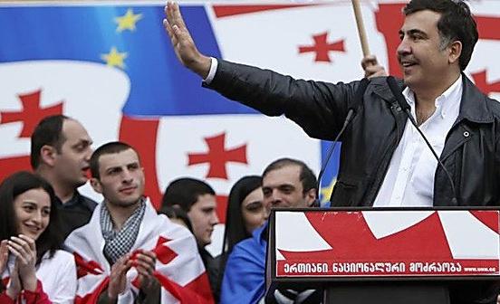 Саакашвілі повернеться уГрузію