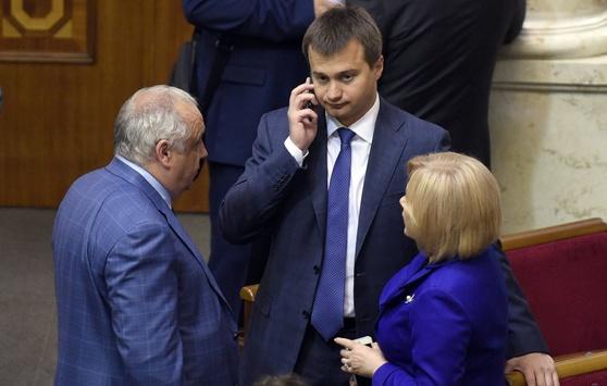 Березенко таЛуценко увійшли докерівництва фракції БПП