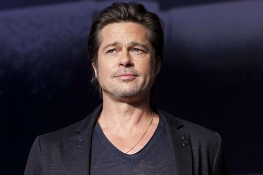 Брэд Питт потерял форму из-за развода с Джоли