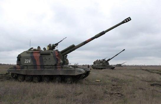 Жебрівський: На ділянці Богданівка-Петрівське розпочалось відведення військ