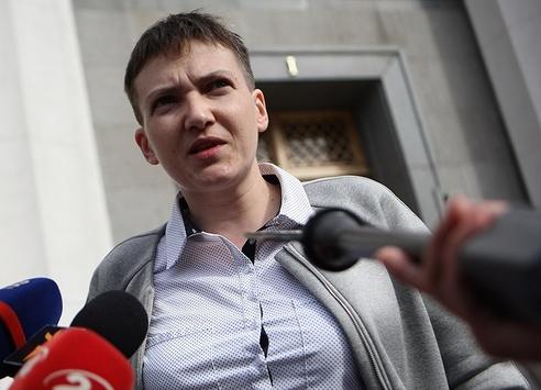 Українські військові непустили Савченко назустріч із Захарченком,— соцмережі