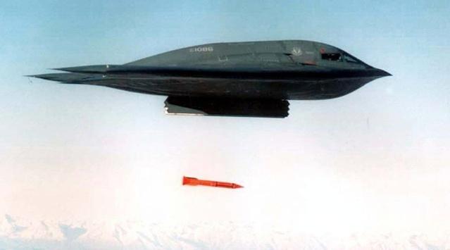 УСША успішно випробували нові ядерні бомби