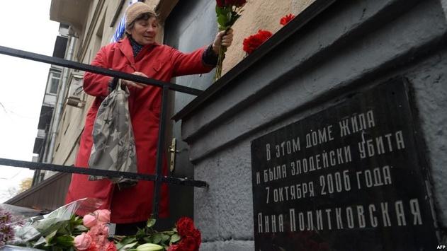 Російські журналісти вимагають знайти замовників вбивства Політковської