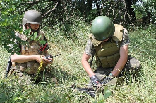Україна закликала ООН допомогти врозмінуванні Донбасу