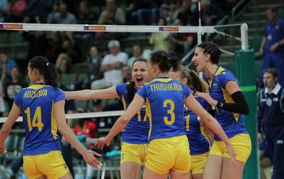 Жіноча збірна України зволейболу вийшла на Євро 2017