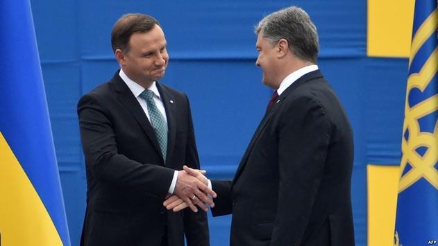 Порошенко відвідає Польщу 2 грудня