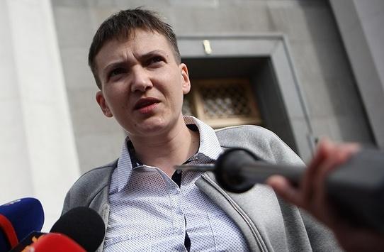 Савченко допитали вСБУ через поїздку наДонбас