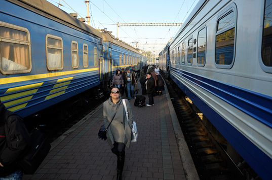 Доосінніх шкільних канікул ПАТ «Укрзалізниця» призначила 5 поїздів