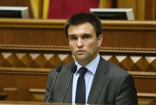 Клімкін визнав зміну позиції України: спочатку вибори, потім— контроль кордону