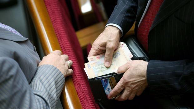 <div>Депутати хочуть отримувати більш ніж 36 тис. гривень</div>
