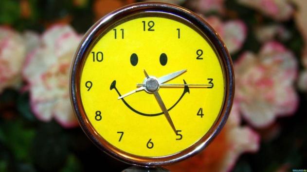 Зміна часу в Україні відбувається двічі на рік: в останню неділю березня та в останню неділю жовтня
