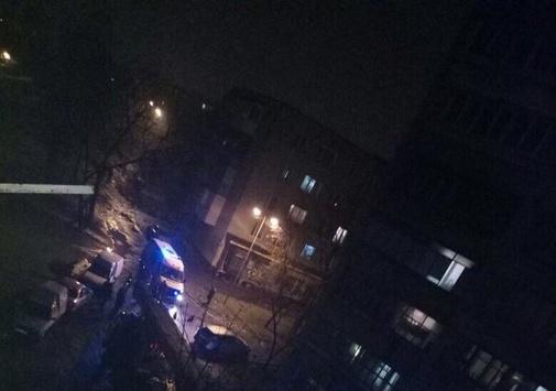 Вибух у львівській квартирі