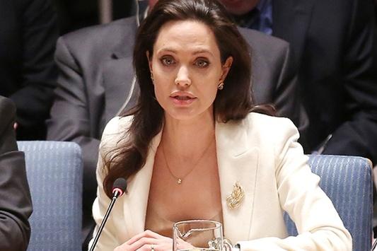 Джоли готова предоставить новые улики вделе против Питта