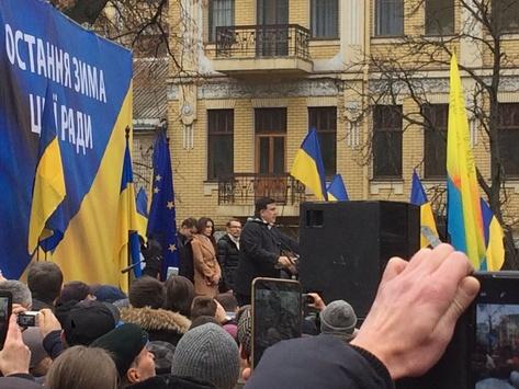 Lviv - Ukraine crisis. News in brief. Sunday 27 November. [Ukrainian sources] 58_main