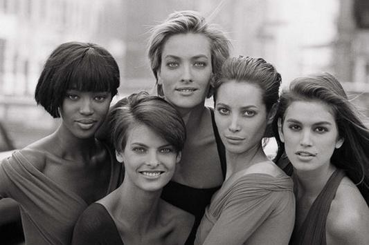 Самые красивые женщины в самом красивом клипе Джорджа ...  Наоми Кэмпбелл В Клипе Майкла Джексона