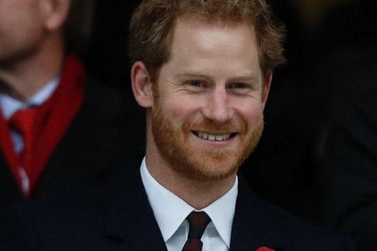 Принц Гарри познакомился сотцом собственной пасии Меган Маркл