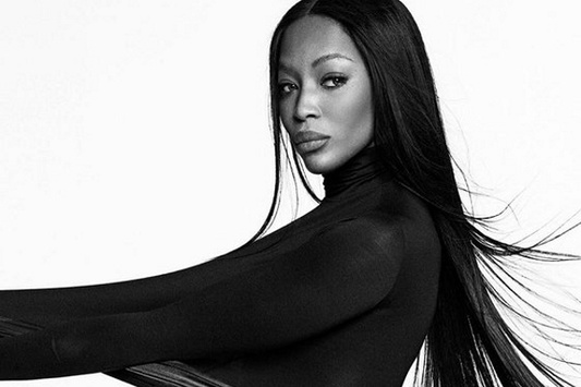 Наоми Кэмпбелл обнажилась для съемки в новейшей рекламе Givenchy Jeans