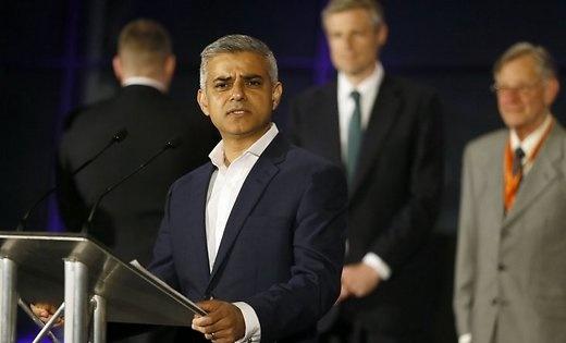 Садік Хан - Мер Лондона висловив побоювання з приводу високої терористичної  загрози в столиці - ЗМІ bacfda0e4e876