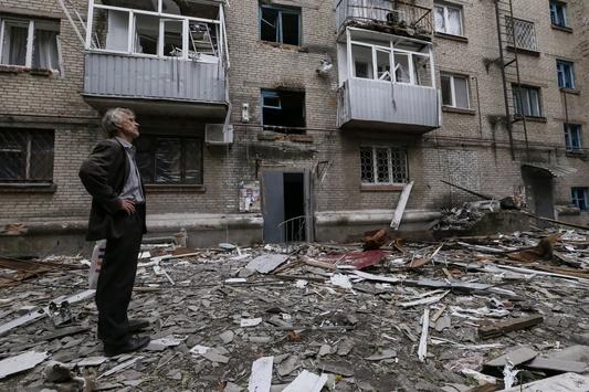 Російські слідчі звинуватили ЗСУ узастосуванні наДонбасі зброї масового ураження