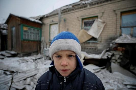 Через російську агресію на Донбасі постраждало близько 1 млн дітей – ЮНІСЕФ