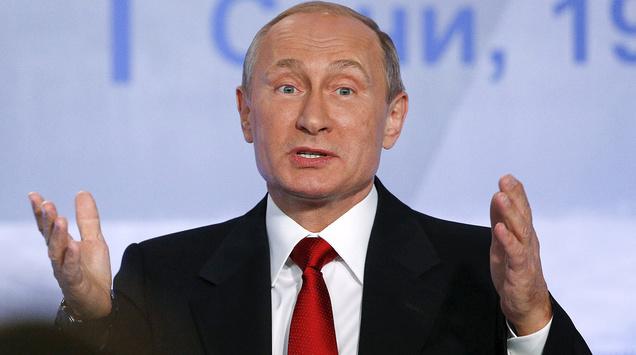 Французькі журналісти з'ясували, як Кремль готує переобрання Путіна