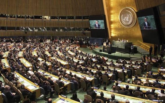 Шість країн позбавлені права голосу в ООН через борги