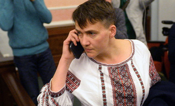 СБУ збирається зробити все, щоб допитати Савченко