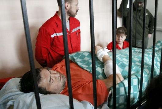 Насіров уже не «сплячий красень»: на суді він сидить біля адвокатів