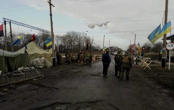 В СБУ заперечують причетність до штурму блокади на Донбасі