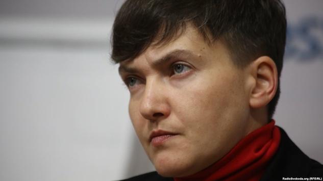 СБУ  Савченко підтвердила участь у стрільбах із бойовиками «ДНР ... 4add7cadfe745