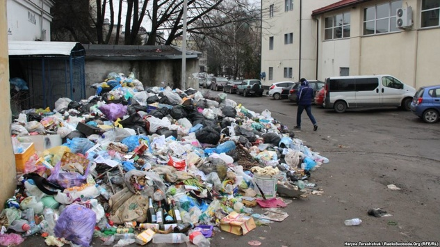 Львів очистять від сміття протягом тижня – голова облдержадміністрації