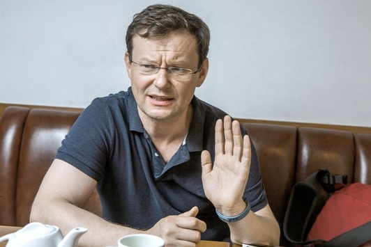 Соратника Саакашвілі Боровика позбавлять українського громадянства