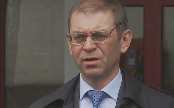 ГПУ взялася за пістолет Пашинського, яким його нагородив Аваков
