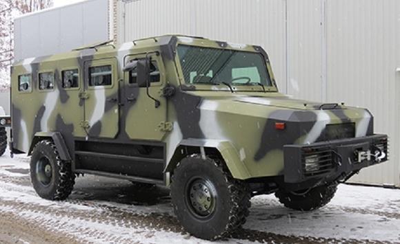 Броньована машина «Козак-2»