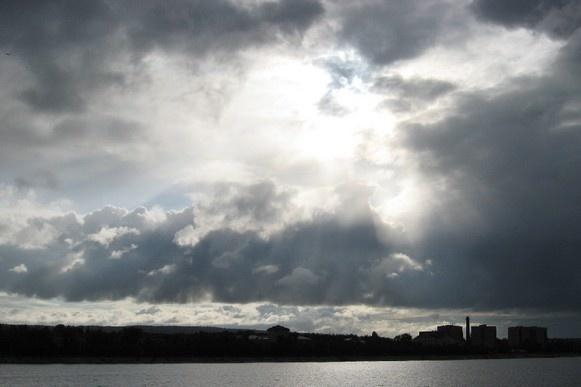 В Україні сьогодні мінлива хмарність та дощі - Главком