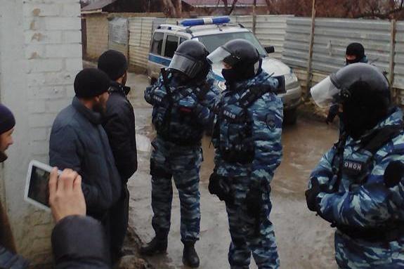 Російські карателі у Бахчисараї прийшли з обшуками до кримських татар