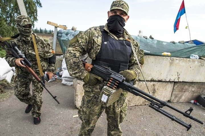 На Донеччині затримали бойовика «днр» на прізвисько «Мурчик»