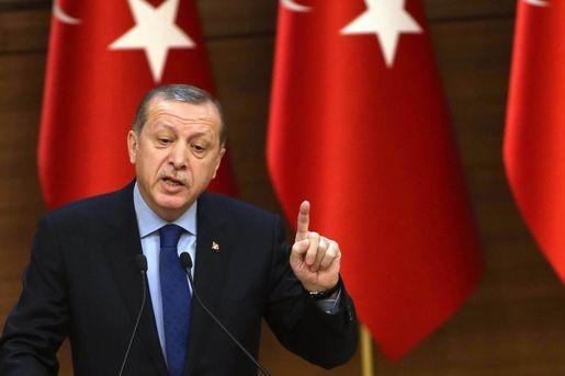 Ердоган: Туреччина ухвалила нареферендумі «історичне рішення»