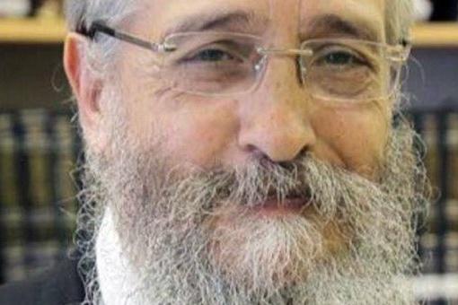 В Ізраїлі помер рабин, якого жорстоко побили уЖитомирі