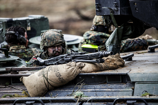 УЛатвії розпочалися масштабні навчання НАТО