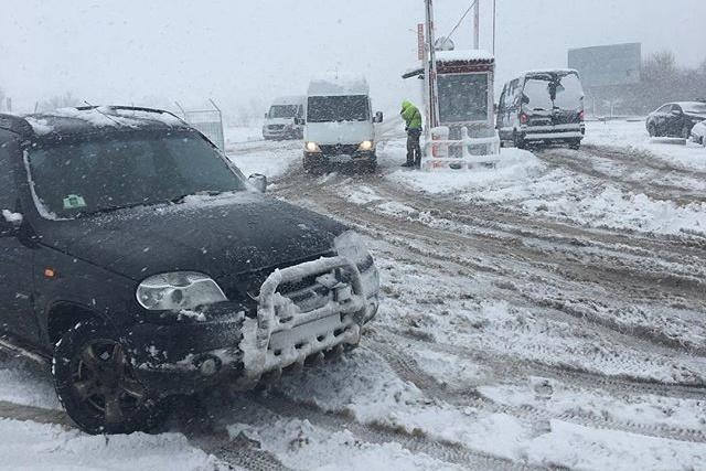 Через негоду вУкраїні загинуло семеро осіб