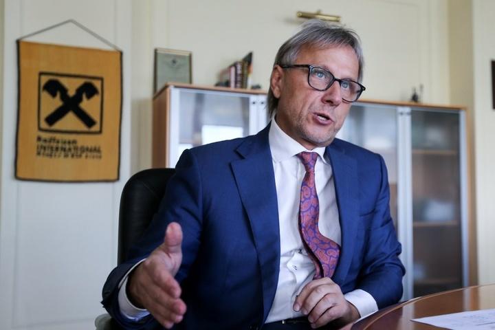 Глава «Райффайзен банку Аваль» не проти очолити Нацбанк
